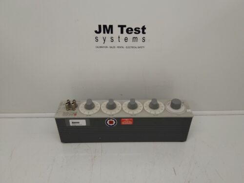 General Radio Decade Capacitor Type 1412-BC BR