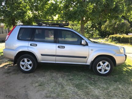 2006 Nissan X-Trail 4WD SUV Upper Hermitage Adelaide Hills Preview