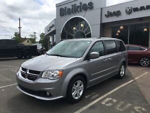 2016 Dodge Grand Caravan Crew | HEATED SEATS | BACK UP CAM |