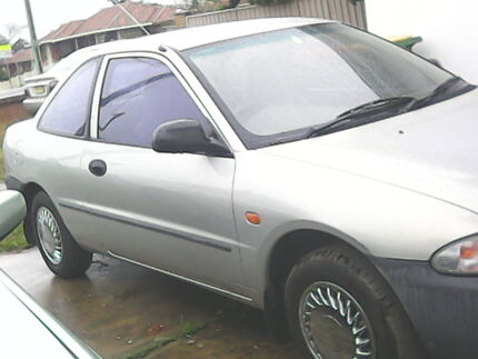 1995 Mitsubishi Lancer,1.6 ltrs,manual,$900 for this weekend Cabramatta Fairfield Area Preview