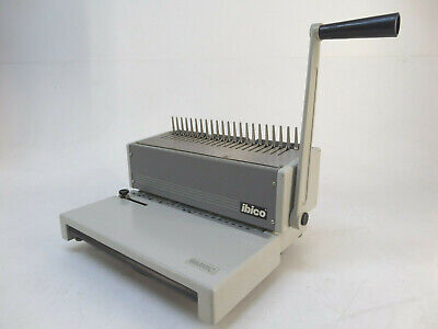 Ibico Metal Comb Binding Machine