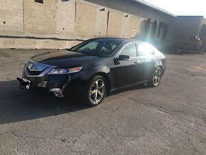 Acura TL SH AWD 2011