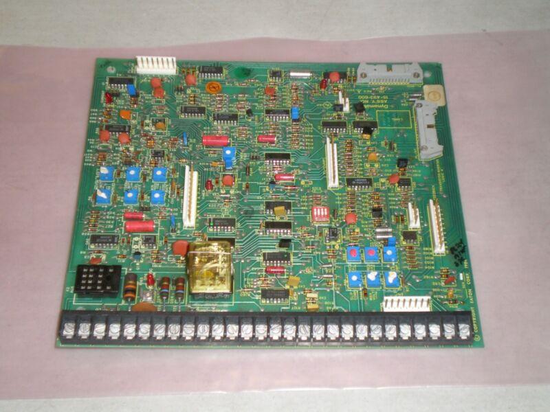 Dynamatic 15-493-600 Rev. A Circuit Board PCB 15493600 Eaton 70-188-7 Free Ship