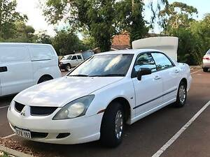 2003 Mitsubishi Magna Sedan Claremont Nedlands Area Preview