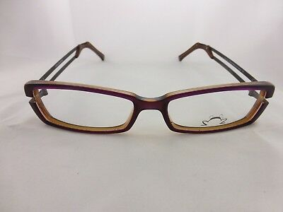 EYE DC eyeglasses Great Style Multicolor frame Mod. V425 Made in France