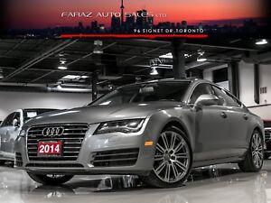 2014 Audi A7 TDI|DIESEL|TECHNIK|FULLY LOADED
