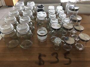 Glass Kitchen Storage Jars Other Kitchen Dining Gumtree
