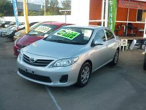 2011 Toyota Corolla Sedan .. THIS WEEK SPECIAL Harris Park Parramatta Area Preview