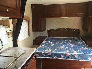 Holiday travel trailer