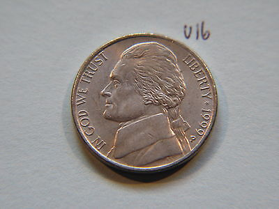 1999 P NICKEL 5C FIVE CENT COIN JEFFERSON 5 CENTS USA