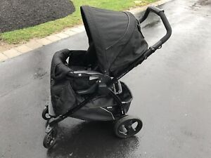 Peg Perego Book Plus Stroller with Foot Muff