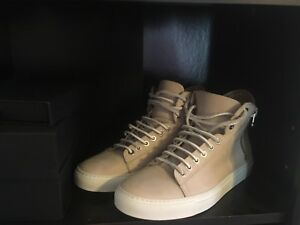 Wings and Horns Hi-Tops