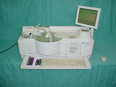 Instrumentation Laboratory Acl-9000 Coagulation Analyzer