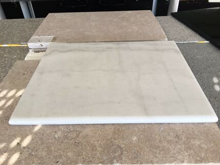 Carrara White Marble Bullnose For Table 600x600x20mm Building