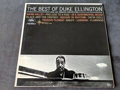 Best Of Duke Ellington Vinyl LP Record SM-1602