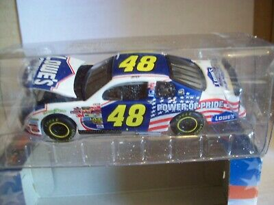 Jimmie Johnson 2015 Lionel//Action #48 Lowe/'s Pro Services Chevy SS 1//64 FREE