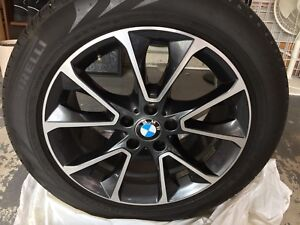 Original 2016 BMW X5 rims