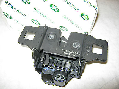 Genuine Discovery 3 4 FL2 Range Rover Sport   Bonnet Catch Anti theft Switch