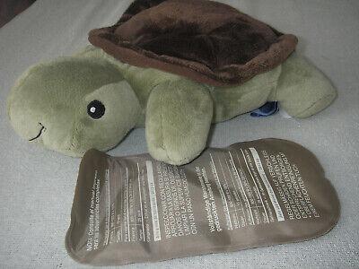 Wärmetier Schildkröte mit 2 Warm-kalt-Kompressen