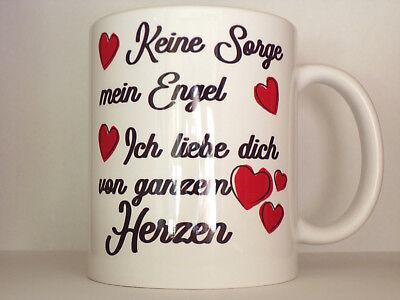 Für meinen Schatz Tasse Schatz Ehefrau Ehemann Liebe Hochzeit