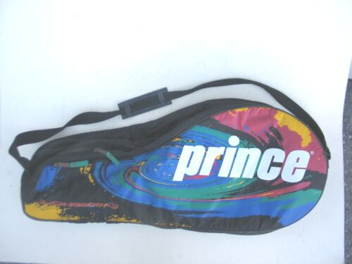 Prince Longbody Tennis Racquet Carry Case Only Longbody - Holds 3-4 Racquets