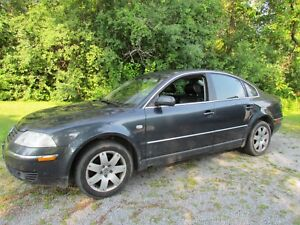 2003 VW Passat! Quick sale!!!