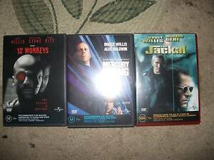 bruce willis action collection Scoresby Knox Area Preview
