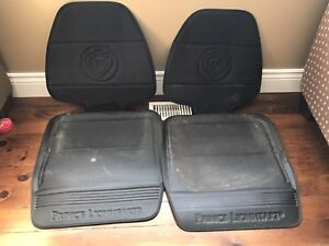 Car seat and protection