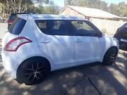 2011 Suzuki Swift Hatchback Banks Tuggeranong Preview