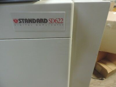 Standard Sd622 Digital Duplicator 2 Color