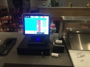 Complete solution POS/ Cash Register for Restuarants & Retailers