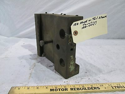 Storm Vulcan 15a Head Or Tailstock Elevation Slide 15a-44-1