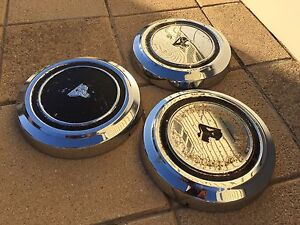 HOLDEN HQ HUBCAPS  X 3 Gawler South Gawler Area Preview