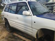 TOYOTA  RAV. 4.    1998     parts car only Pacific Haven Fraser Coast Preview
