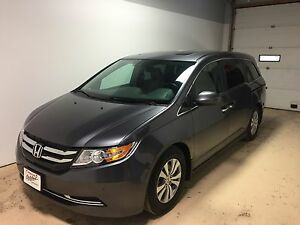 2016 Honda Odyssey EX-L - Low KMs | Local | Htd. Leather