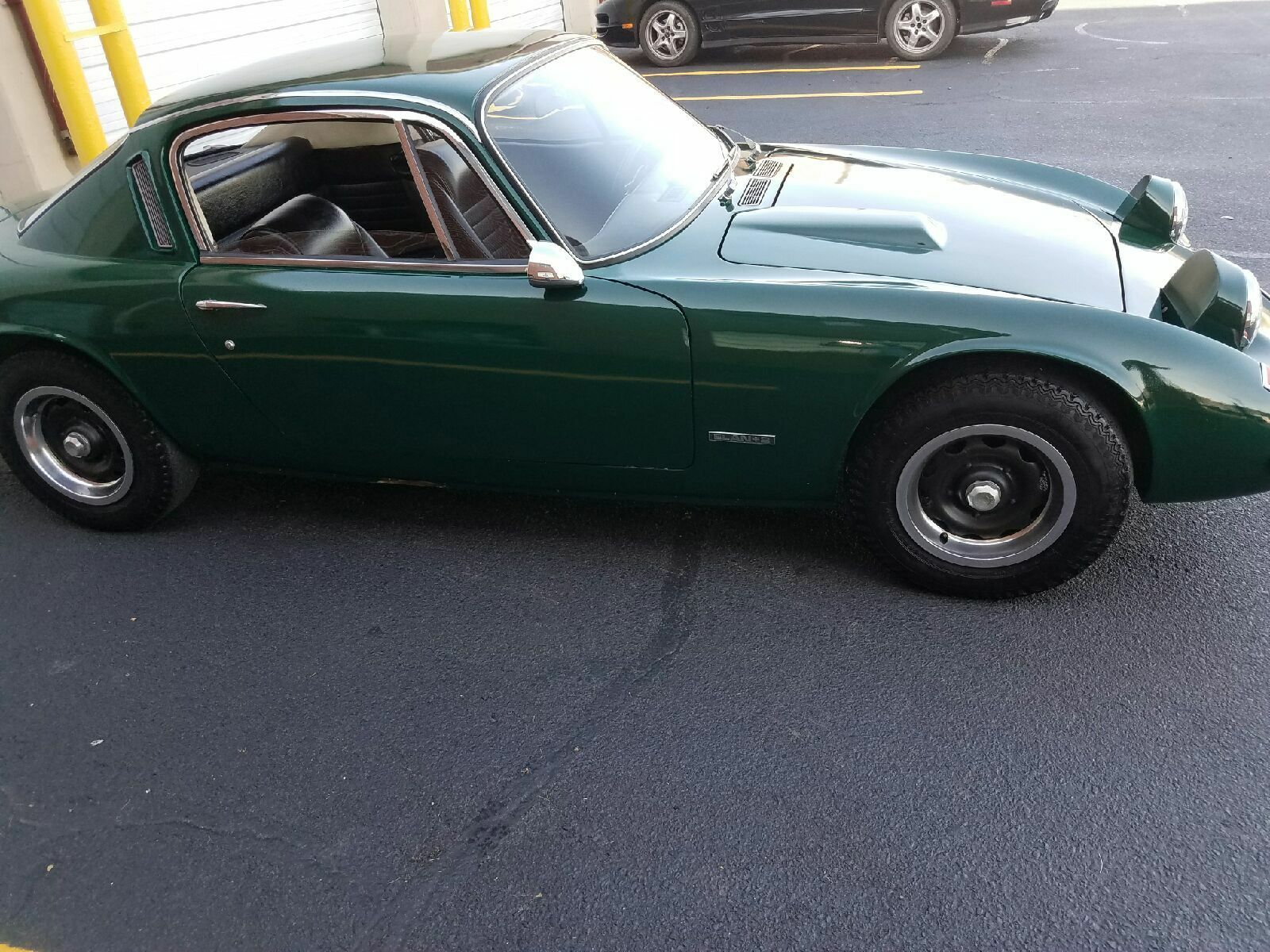 1970 Lotus Elan 2 door 1970 Lotus Elan coupe