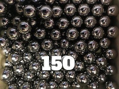 150 12 Inch Chrome Ball Bearings Grade 25 - New