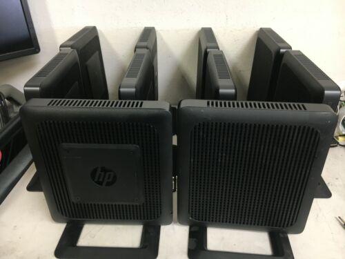 10-Lot HP T620 Thin Client PCs 4GB RAM 16 GB HDD AS-IS Password Locked