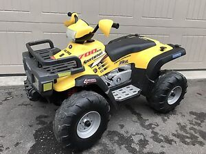 PEG PEREGO POLARIS 700 SPORTSMAN ATV QUAD