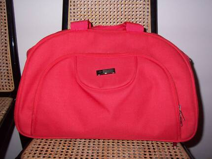Travel Luggage Hot Red – Excellent Condition Kingsford Eastern Suburbs Preview