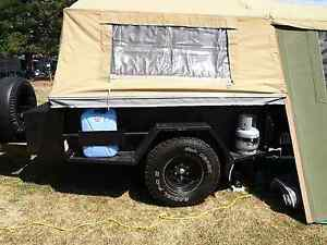 Cavalier deluxe off Road Camper Trailer 14ft Golden Grove Tea Tree Gully Area Preview
