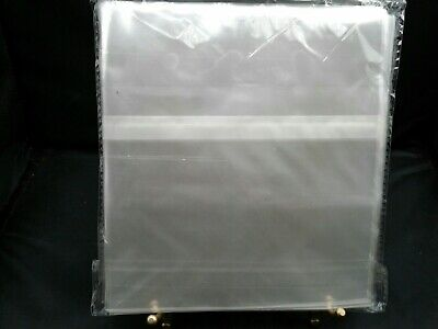 100-pak Resealable Plastic Wrap Cd Sleeves For 10.4mm Jewel Cases B7