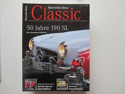 Mercedes-Benz Classic / AUSGABE 01/2005  -Exclusive Edition für Sammler-
