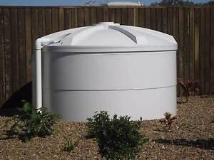 5000ltr Poly Tank Sale - Squat Tank - New Noosaville Noosa Area Preview