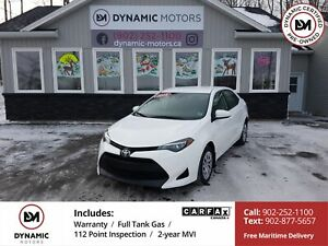 2018 Toyota Corolla LE LIKE NEW! OWN FOR $126 B/W, 0 DOWN, OAC