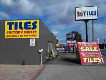 FLOOR TILES factory direct STOCKTAKE SALE! Holden Hill Tea Tree Gully Area Preview