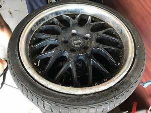 19 inch wheels and rims Doreen Nillumbik Area Preview