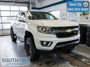 2018 Chevrolet Colorado 4WD Z71 LIFTED RIMS BOARDS EXHAUST