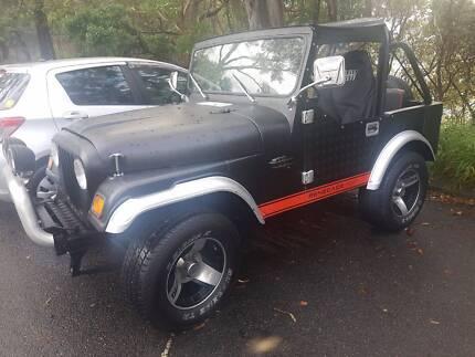 1978 v8 cj5 jeep