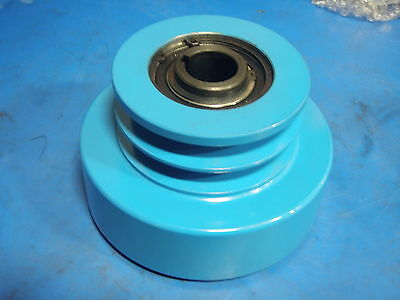 Centrifugal Clutch Heavy Duty Double Groove Ba With 1-18 Bore 50 Hp New